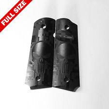 "1911 Pistol Grips .25"" Thickness - Urban Punisher Design"