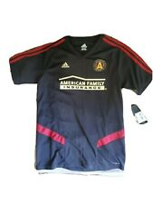 Atlanta United Football Club  NWT youth size L Adidas