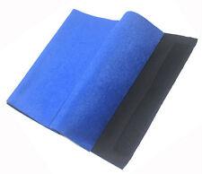 """NEW BLUE 12"""" X 40"""" Inch WAIST TRIMMER TUMMY BELT Lumbar Support WEIGHT LOSS BELT"""