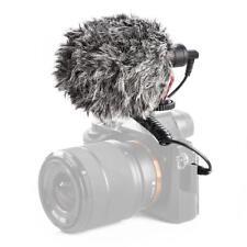 BOYA BY-MM1 Universal Cardiod Shotgun Microphone for Canon Sony Samsung DSLR