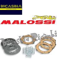 9278 - DISCHI FRIZIONE MALOSSI D50B GILERA RCR - SMT 50 2T LC (DERBI D50B0)