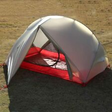 1-2 Person Ultra-lightweight Backpack Tent Camping Hiking Alpine Tent 4 Seasons