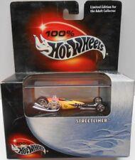 Hot Wheels 100% Black Box Streetliner w.RR's Real Rider