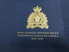 1998 Royal Canadian Mounted Police 125th Anniversary Coin Collectors' Set
