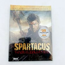 Spartacus: War of the Damned (DVD) Season 3
