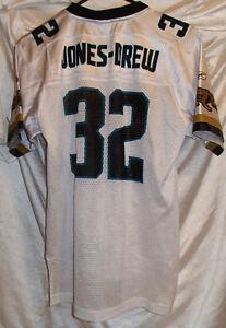 Maurice Jones-Drew Jacksonville Jaguars Reebok Football Jersey Youth Size Large