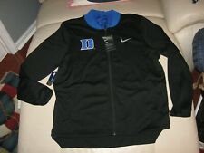 NIKE DUKE Mens Mid Weight Full ZIp Jacket, XL, Polyester,NWT, MSRP-$150.00