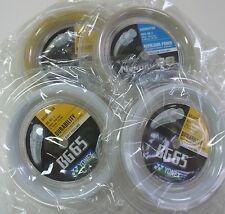 4 Coils YONEX 200 m Badminton Strings - 2 x NBG (NBG98, 99 or 95) & 2 x BG65