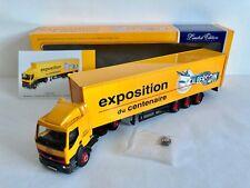 CORGI Renault Premium Box Trailer - Calberson EX12101