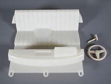 Repo Interior Seat Steering Wheel Dashboard Tamiya RC 1/10 Toyota Hilux Bruiser