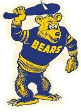 Chicago Bears   Vintage Looking  1950's  NFL Football   Die Cut  Decal  Sticker