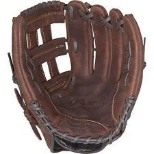 Rawlings Player Preferred Softball Glove with Basket Web, Brown 13 inch RHT