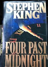 """""""Four Past Midnight"""" by Stephen King (First Edition, Hardcover)"""