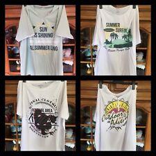 """Herren-T-Shirt GR.4XL,5XL oder 6XL Übergröße Neu """"4 Verschiedene Modelle"""""""