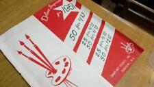 1951 Wholesale Christmas Card Collection-Saleman Sample