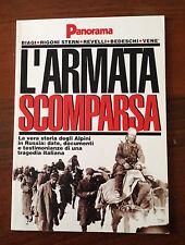D15> L'armata scomparsa - Panorama -1992 -La vera storia deli alpini in Russia