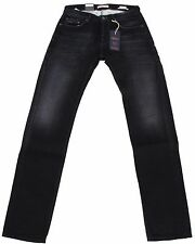 MAC Jeans SELECTED Herren Jeans Hose Men Denim Pants PHIL W33 L34 Schwarz Black