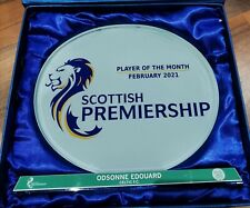 More details for celtic spfl player of the month award football -france not match worn shirt