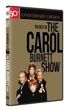 The Best of the Carol Burnett Show 50th Anniversary Edition [DVD Set 6 Disc] NEW
