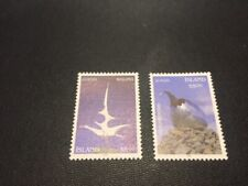 Iceland stamp 770-771 MH