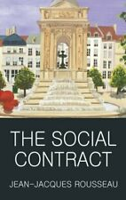 The Social Contract by Jean-Jaques Rousseau 9781853267819 | Brand New