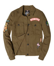 Superdry Womens Rookie Patch Jacket