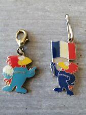 Porte Clé Footix Coupe du Monde France 98