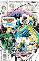 Marvel Comic Fantastic Four #398 Special Cv NM UNREAD #96280-3 BR2