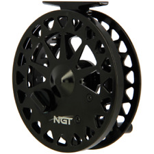 "NGT Dynamic Centrepin Coarse Fishing Trotting Reel In Box 2bb 4.25"" Lightweight"