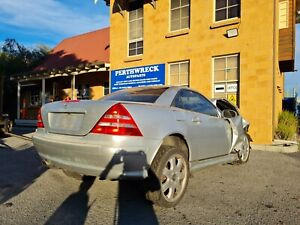 Mercedes SLK230 R170 Coupe 2000  Wrecking parts, panel, gearbox etc for sale
