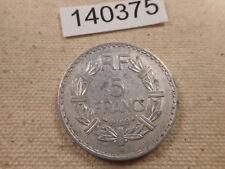 1949 B France 5 Francs - Nice Collectible Post WW II Era Album Coin - # 140375