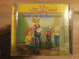 CD Meine Freundin Conni: Conni und das Klassencamp CD