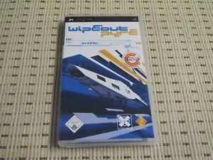 Wipeout Pure für Sony PSP *OVP*