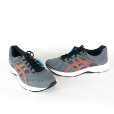 Asics GEL-CONTEND 5 Mens size 10 1011A256-021 Grey Lace-up Athletic Shoes