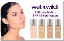 Wet n Wild Ultimate Match Liquid Foundation -E61405 Porcelain-