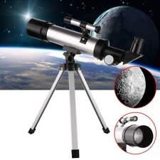 TELESCOPIO MONOCULARE ASTRONOMICO RIFRANGENTE CON TREPPIEDE CAVALLETTO STELLE