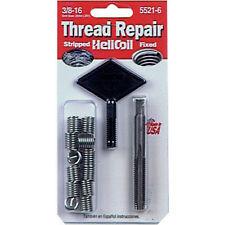 """Helicoil 5521-6 Thread Repair Kit 3/8""""-16 x .562"""