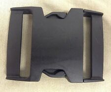 Replacement Buckle for Individual Equipment Belt, Utility Pistol Belt, Black
