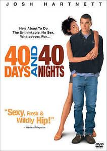 40 Days and 40 Nights (DVD, 2011)