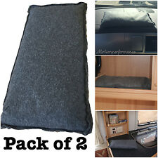 2 x Caravan Van Car Dehumidifier Clear Windscreen Damp Moisture Absorbing Bags