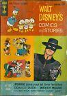 1963 Walt Disney's Comics and Stories/Zorro/Donald Duck/Mickey Mouse/Brer Rabbit