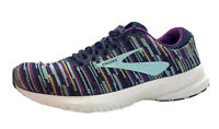 Brooks Running Shoes Womens Launch 6 Size 8.5 Multicolor NICE Comfortable