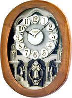 (New!) JOYFUL ENCORE Musical Magic Motion Clock by Rhythm Clocks