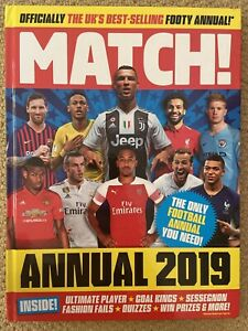 Match Annual 2019 (Annuals 2019), MATCH , Very Good