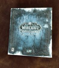 World of Warcraft: Wrath of the Lich King Ce. No key but complete