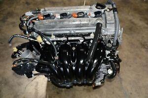TOYOTA RAV4 ENGINE MOTOR 2.4L 2AZ 2AZ FE JDM 4 CYL 2004 2005 2006 2007 2008