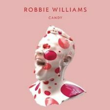 "ROBBIE WILLIAMS ""CANDY (2-TRACK)""  CD SINGLE NEU"