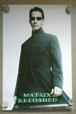 Matrix Movie Original 1999 Large Poster Neo Keanu Reeves