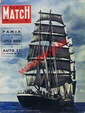 Paris Match n°443 du 05/10/1957 Pamir Automobile Berliet Algérie racisme USA Fan