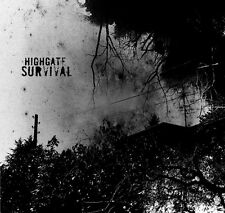 Highgate - Survival CD,MINT Extreme Sludge / Doom, Huata Burning Witch